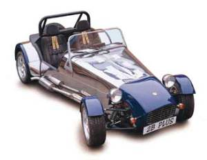 robin hood b2 kit car